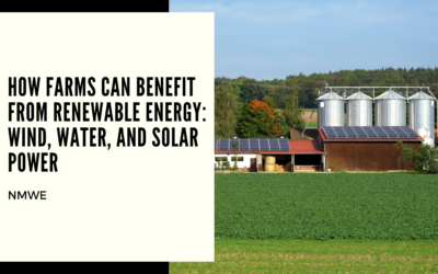 How Farms Can Benefit From Renewable Energy: Wind, Water, and Solar Power