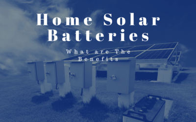Solar Battery Backup System for Your Home: Cost & Benefits