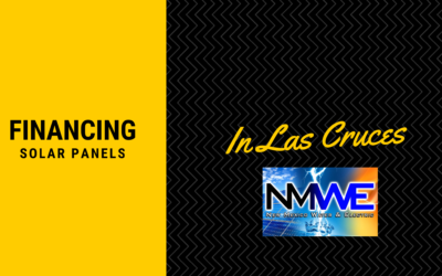 Financing Las Cruces Solar Panels